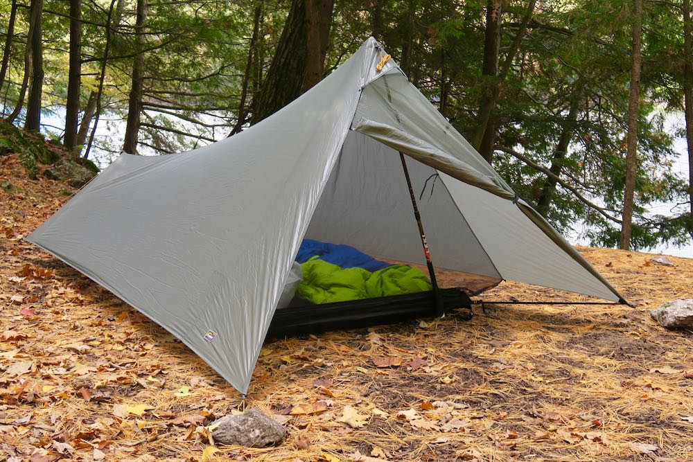 tent solo tarptentb