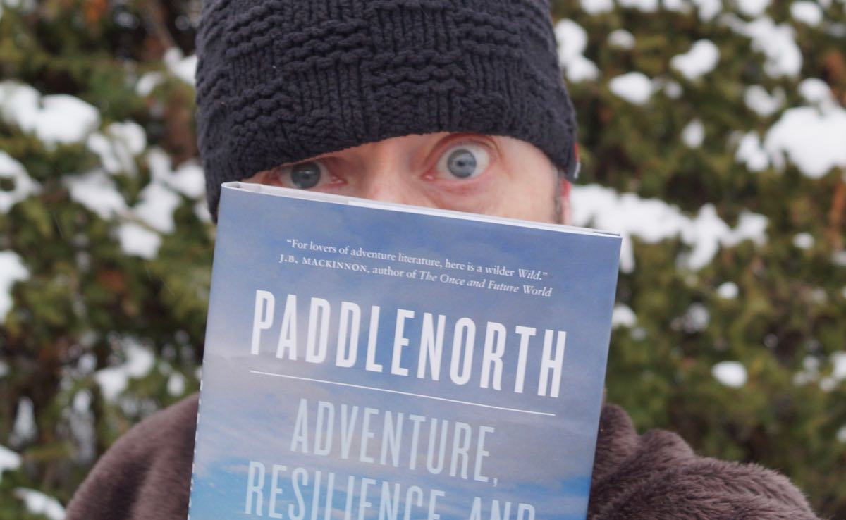"""Paddlenorth: Adventure, Resilience, and Renewal in the Arctic Wild"" by Jennifer Kingsley"