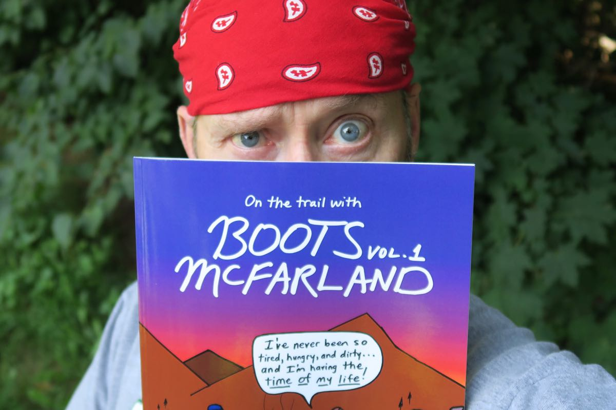 On the Trail with Boots McFarland: Volume 1