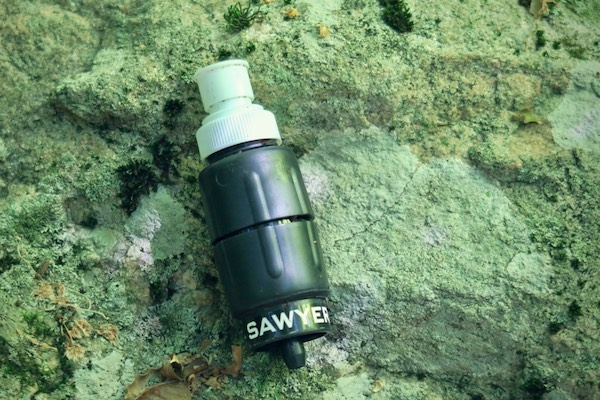 Sawyer Squeeze Review- the little filter that could