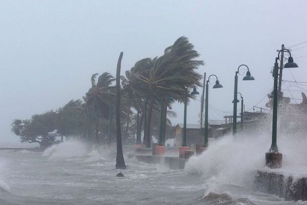 Hurricanes can cause catastrophic damage